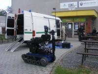 Ve sportovní hale ve Vsetíně byla bomba