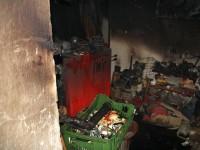 Požár v kotelně rodinného domu v Kostelanech nad Moravou