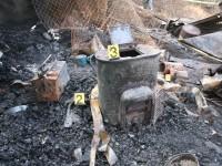 Tragický požár v chatě u obce Salaš na Uherskohradišťsku