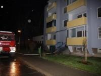 Požár v bytovém domě, evakuováno muselo být dvanáct osob