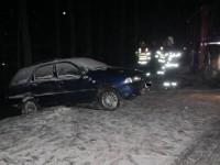 Během hodiny zasahovali hasiči u dvou dopravních nehod ve Zlíně