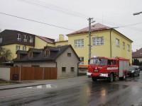 Ze školy ve Všemině na Zlínsku bylo evakuováno 86 dětí