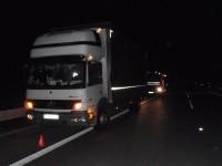Osobní vozidlo, dodávka, nákladní vozidlo - tři střety se srnami