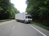 Nehoda v buchlovských kopcích, řidičku transportoval vrtulník